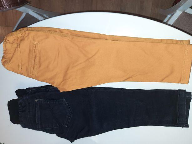 Spodnie 5.10.15 rozmiar 92, 2 szt