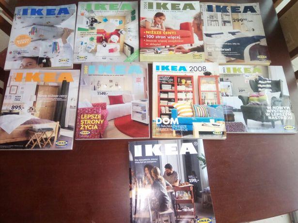 7 katalogów Ikea