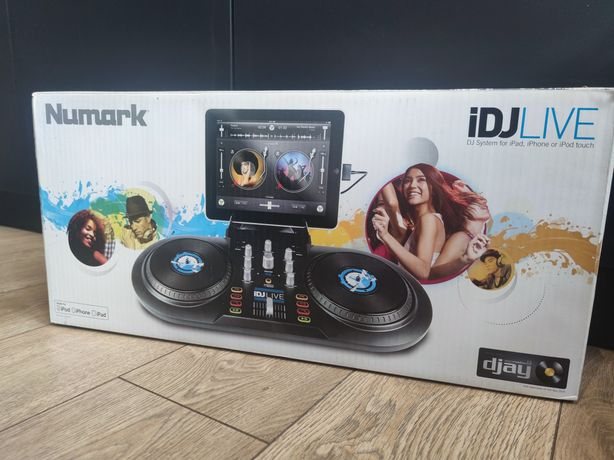 Numark IDJ Live iPhone/ipad