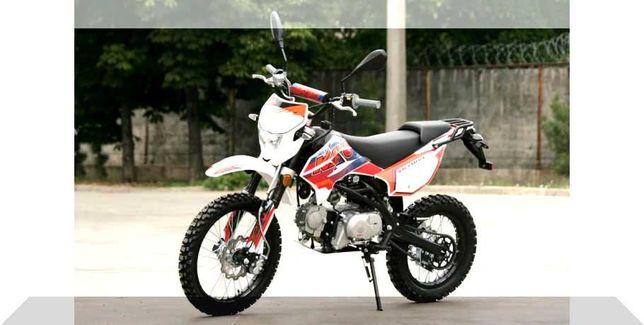 Продам мотоцикл (мото) kayo tt125 enduro мото с первых рук