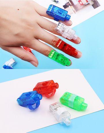 Фонарики светить пальцами