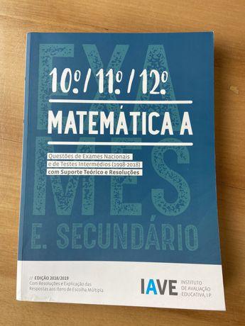 Livro de preparacao para os exames