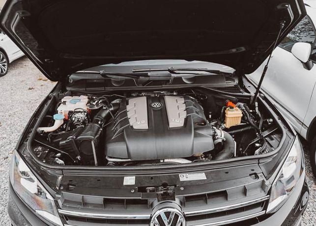 Двигатель АКПП Турбина ТНВД Форсунка 3.0 СRC VW Touareg Audi Q7 Ку7 7P