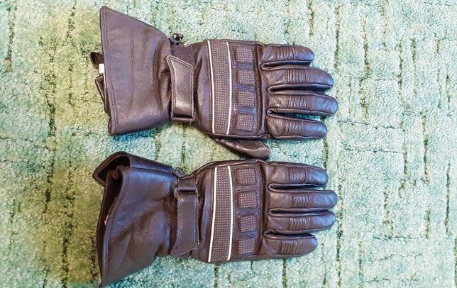 Дешево! Мото перчатки Crane, размер S, Германия. Полностью кожаные
