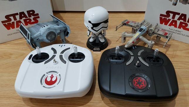 Vendo 2 drones de colecção de Star Wars