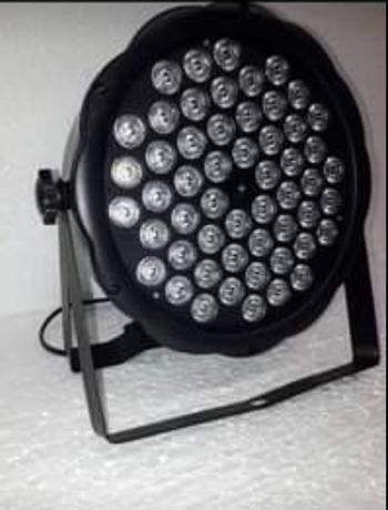 LUZES LED 54x3w - 162W