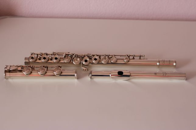 Flauta Transversal Yamaha 577H