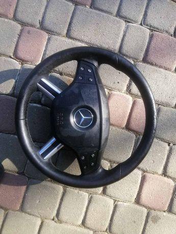 Mercedes ml w164 b class  руль