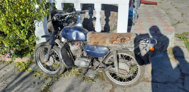 Продам мотоцикл Мінськ 125 1990