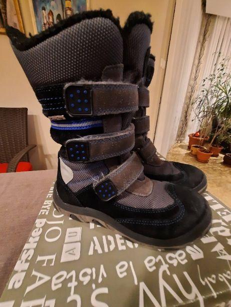 Buty zimowe, śniegowce roz.29 (wkładka 17.5cm) firm Ciao, membrana TEX