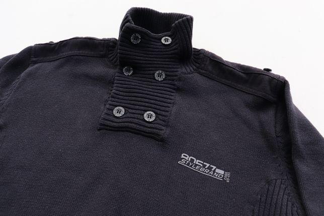 Męski sweter Angelo Litrico C&A r.XL idealny jak nowy!