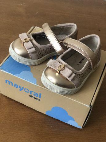 Туфельки Mayoral