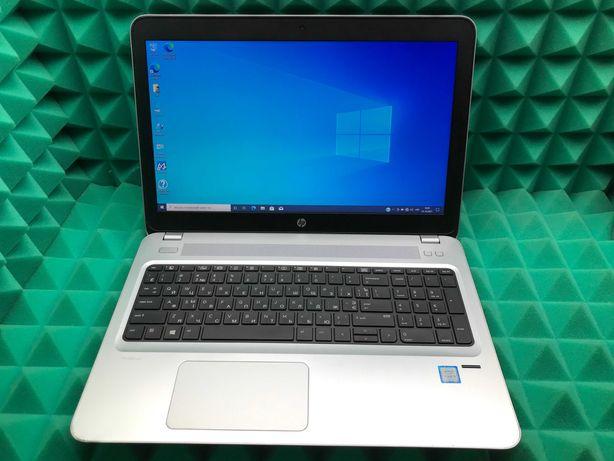 """Ноутбук HP ProBook 450 G4 15.6"""" FHD i5-7200U/8Gb/SSD128Gb/HDD320Gb"""