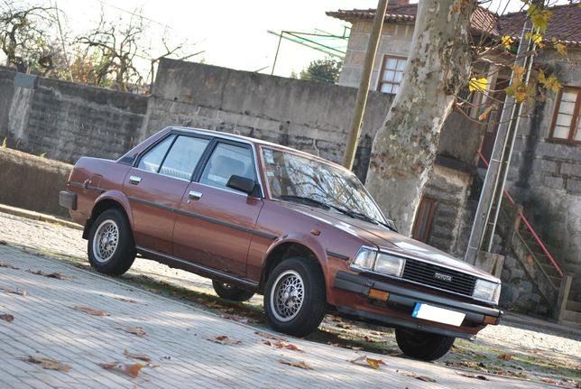 Peças Toyota Corolla KE70