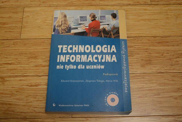 Technologia informacyjna - E. Krawczyński, Z. Talaga - (rok wyd 2002)