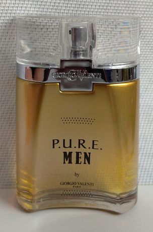 Perfuma Giorgio Valenti Pure Men / Man - Eau de Toilette Spray 100 ML