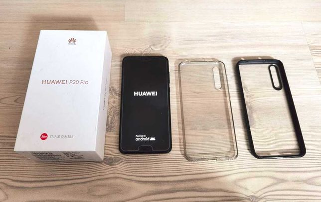 Huawei P20 Pro impecável 128 GB