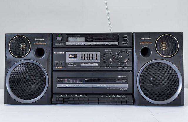 Radio magnetofon Panasonic RX-CT980