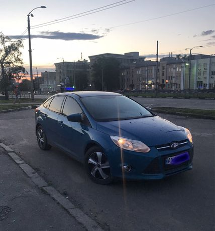 Ford focus mk3 Форд фокус