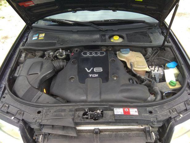 Розборка Запчастини Двигун мотор ТНВД АКПП Турбина ауди ауді А6 с5 2,5