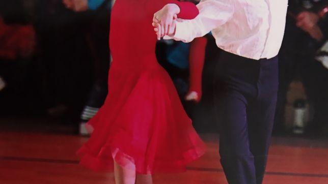 Танцевальное платье,бейсик для танцев