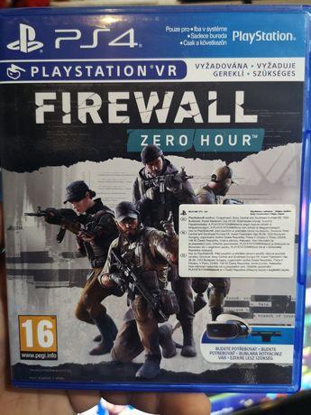 Firewall zero hour psvr ps4