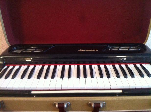 Электрическая фисгармония Koestler Harmophone