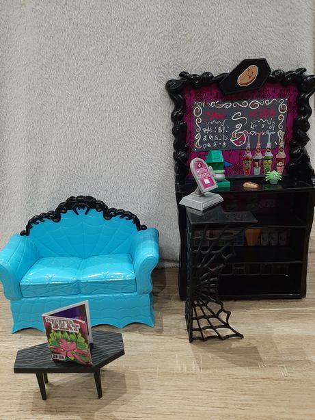Monster High kawiarnia