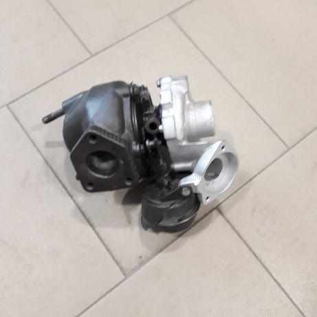Турбина BMW 318d/320d/520d/X3  E46/E83/E83N M47TU 750431  717478