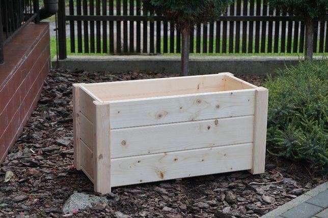 donice drewniane, donica drewniana, doniczka, doniczki ogrodowe, taras