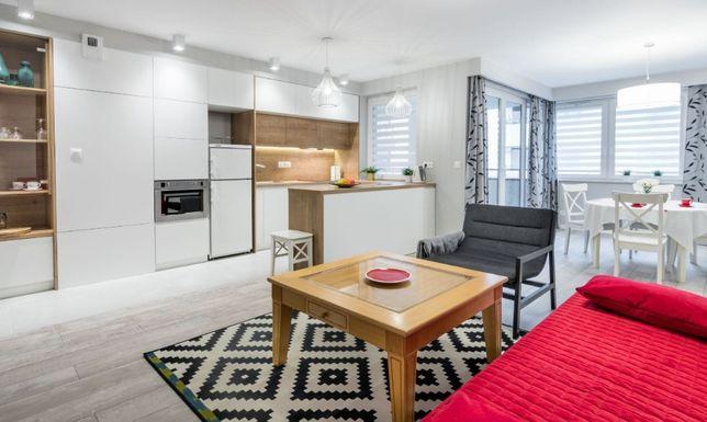 2-pokojowy apartament + 15m2 taras, ul.Cystersów, Grzegórzki |ENG|