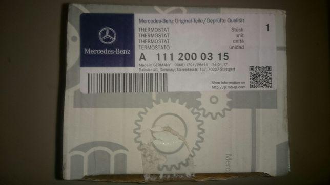 Wahler Nowy Termostat Oryginał Mercedes CLK,C,E Ssangyong, Daewo