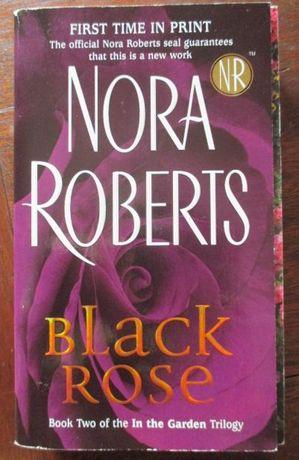 Black Rose de Nora Roberts (livro em inglês)