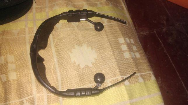 Bluetooth.  очки