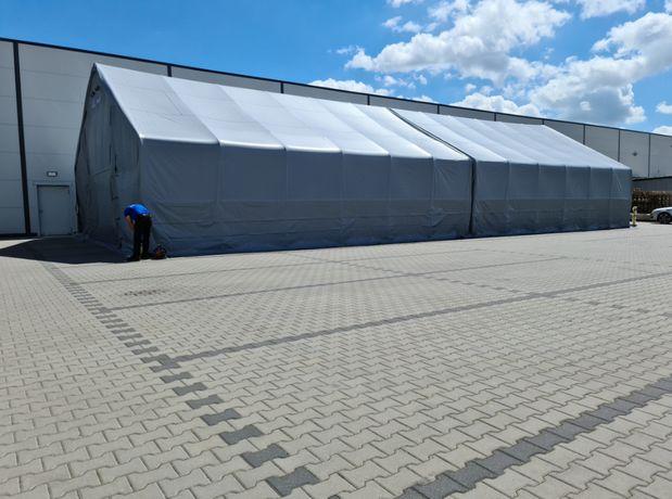 -35% HALA NAMIOTOWA 8x24x3m przemysłowa rolnicza namiot magazynowy MTB