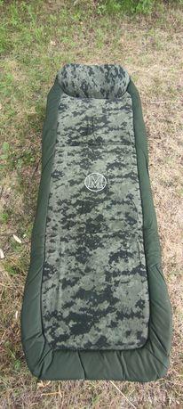 Łóżko karpiowe Mivardi CamoCODE Flat8 z pokrowcem