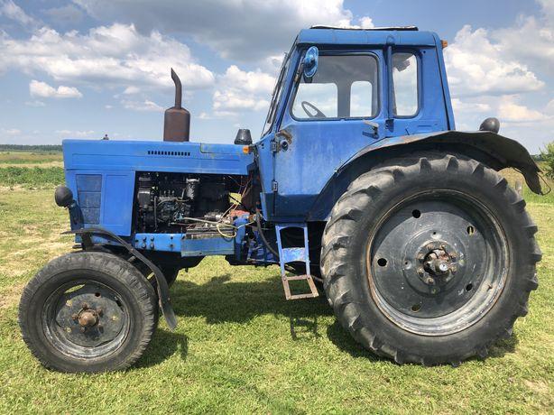 Трактор.  Беларус МТЗ 80
