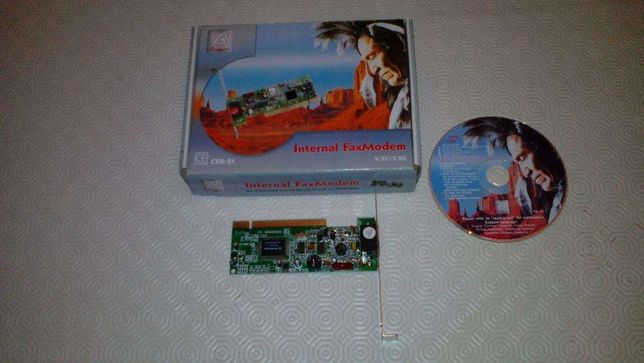 FaxModem Interno Bestmatic CTR-21 Neto Dragon PCI