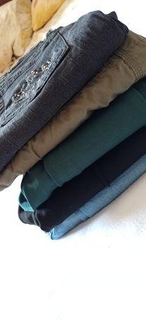 Пакет женских штанов и бридж 36 размера.