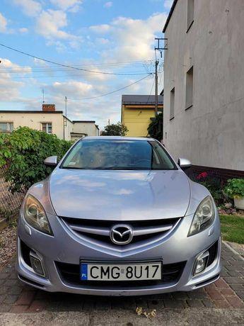 Mazda 6 GH 2,5pb + LPG 2008r KEYLESS, czyt. opis PROMO