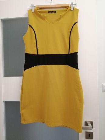 Sukienka wyszczuplajaca rozmiar s/m