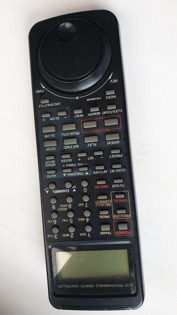 Старый пульт к видеомагнитафону