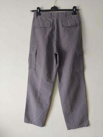 Męskie spodnie bojówki 30 S