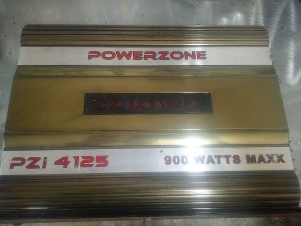 Продам авто звукоусилитель Crunch PZi 4125 900W