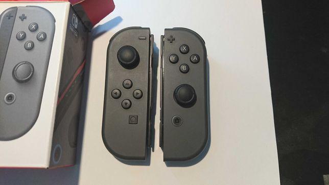 Nintendo Switch Joy Con szare - super stan!