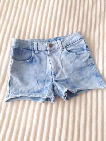Шорты джинсовые для девочки H&M
