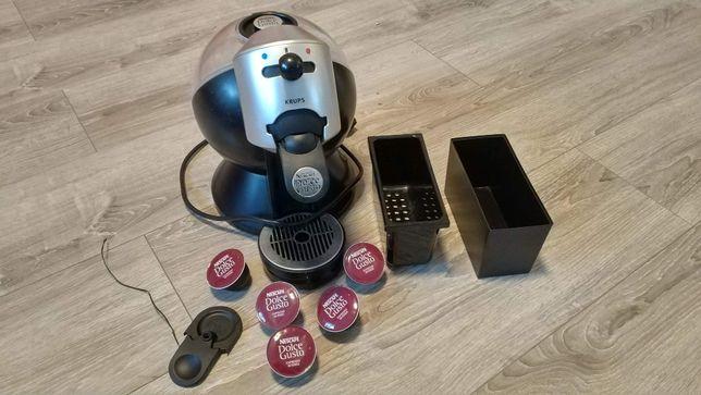 Ekspress Nescafe Dolce Gusto Krups 1500W Kapsulki
