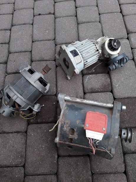 Silniki elektryczne z pralki