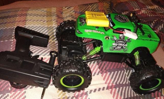 Samochodzik Rock Crawler