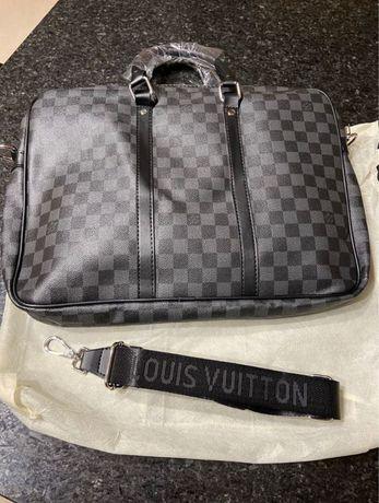 Pasta Computador Louis Vuitton Nova